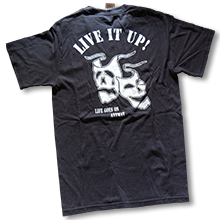 Live It Up! Tシャツ
