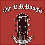CDジャケットデザイン The B.B.Boogie/Guitar Bite