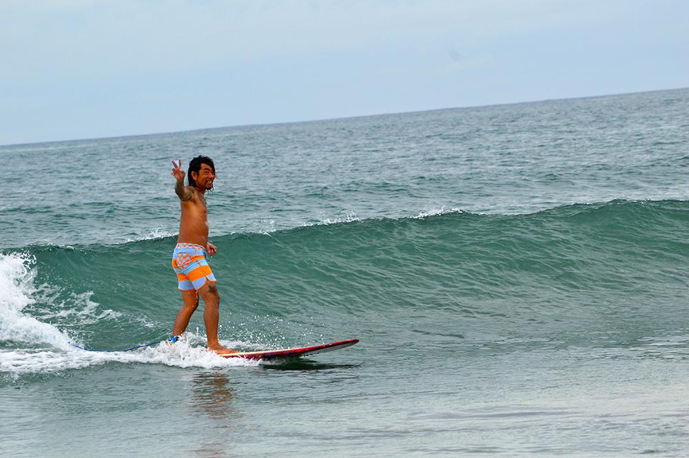 nobu/surfing